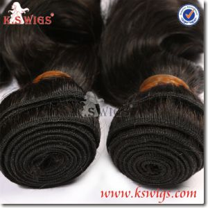 Competitive Price Brazilian Remy Human Hair Raw Remy Hair pictures & photos