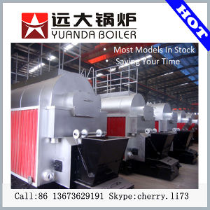 Factory Price Coal Fired Low Pressure Steam Boiler pictures & photos