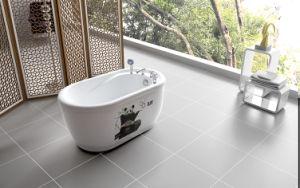 Hot Cheap Freestanding Soaking Bathtubs (LT-8D) pictures & photos