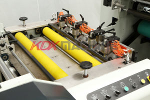 Compact Dry Laminating Machine (KS-800) pictures & photos