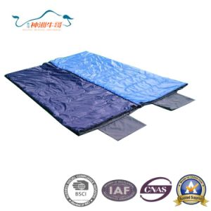 Envelope Style Outdoor High Quality Waterproof Cotton Sleeping Bags pictures & photos