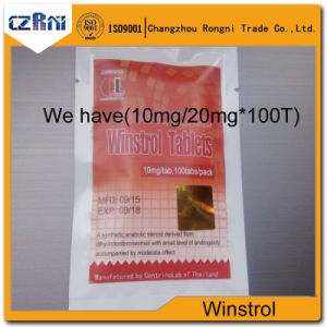 High Purity Oral Steroid Powder Anabolic Stan (Estazol) pictures & photos