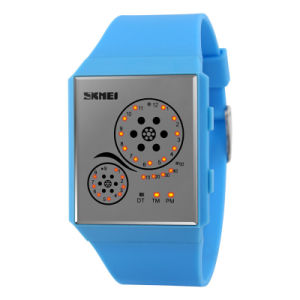 Colorful Young Quartz Watch with Waterproof pictures & photos