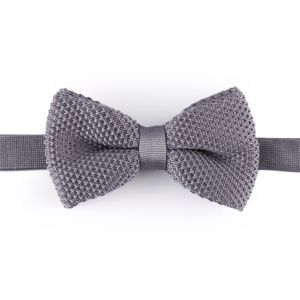 New Design Fashion Knitted Men′s Bow Tie (YWZJ 5) pictures & photos