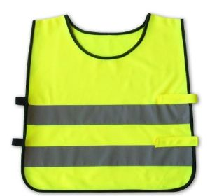 Safety High Vis Vest for Child Kids pictures & photos