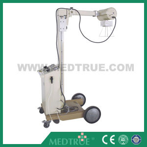 CE/ISO Approved High Quality Sale Medical 100mA Mobile Bedside X Ray Unit (MT01001E12) pictures & photos