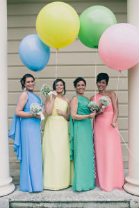 2014 Elegant Blue Tulle Sleeveless Short Women Party Dresses (YC095) pictures & photos
