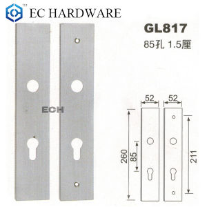 Supply for Hotell Stainless Steel Door Lock (GL817) pictures & photos