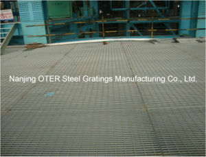 Hot Dipped Galvanized Steel Floor Grating pictures & photos