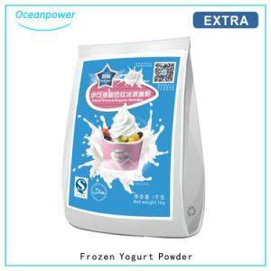 Soft Ice Cream Mix (Original) (Extra Forzen Yogurt) pictures & photos