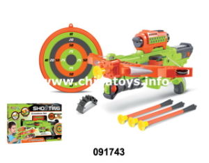 New Plastic Toy Crossbow Set Gun Toy (091743) pictures & photos