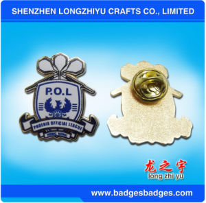 Custom Top Quanlity Military Pin Lapel pictures & photos
