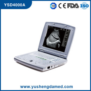 CE ISO SGS Approved Digital Laptop Ultrasound Machine Ysd4000A pictures & photos
