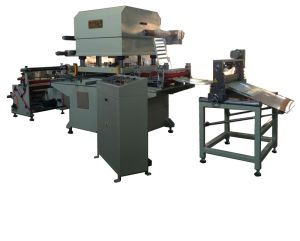 Round Foam Cutting Machinery pictures & photos