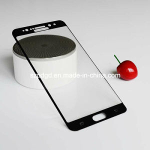 for Samsung Galaxy Note 7 3D 9h Curved Edge Tempered Glass Touch Screen pictures & photos