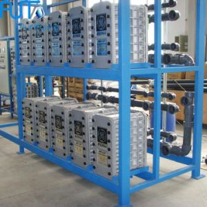 Industrial Plant Ultrapure Water EDI System