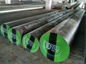 DIN Forged Round, Alloy Steel Round Bar, Crmo Steel 42CrMo4 pictures & photos