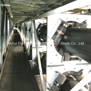 DIN/Cema/ASTM/Sha Standard Pipe Belt Conveyor Systems/ Pipe Conveyor Equipment