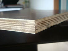 Construction Film Faced Plywood /Shuttering Plywood/Marine Plywood pictures & photos