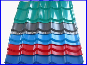 Pre-Painted Galvanized Corrugated Roofing Steel Sheet with SGCC Grade pictures & photos