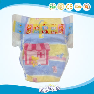 Africa New Hot Seller Cheap Price Cotton Baby Diapers pictures & photos