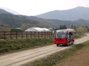 14 Seats Electric Shuttle Bus, Eg6158k pictures & photos
