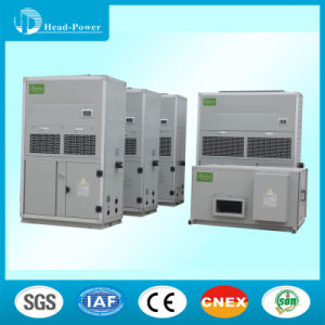 5 Ton R22 Central Water Cooled Floor Standing Vertical Air Conditioner pictures & photos