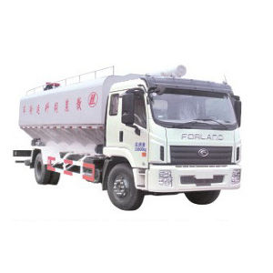 Chine Made 4*2 Foton Bulk Cement Trucks for Feed Transport pictures & photos