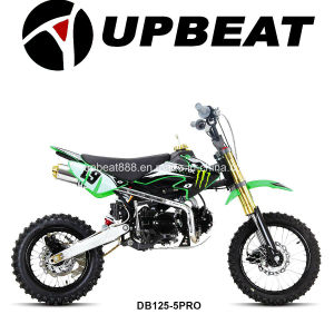 Upbeat High Quality 125cc Dirt Bike off Road Pit Bike 125cc (CNC triple, aluminium swingarm) pictures & photos