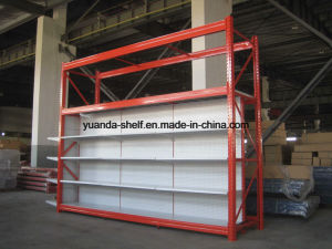 Metal Multifunctional Supermarket Equipment for Display Shelf and Storage Rack pictures & photos