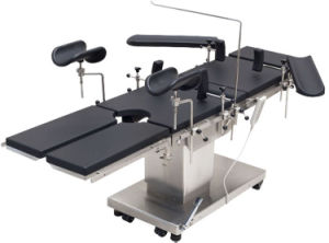 FDA Approved Electrical Surgical Table at Low Cost pictures & photos
