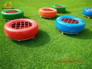 Environmental Friendly Synthetic Grass for Children