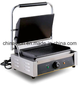 Flat &Grooved Electric Contact Sigle Grill (ET-YP-1A4) pictures & photos