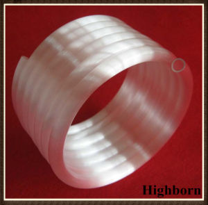 Top Selling Milky Spiral Quartz Tube Pipe Coil for Sale pictures & photos