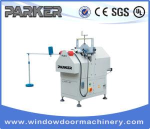 UPVC&PVC Profiles V Cutting Saw PVC Window Machine pictures & photos