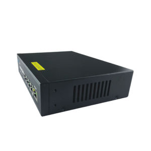 4 Port 10/100m G-Poe Power Switch pictures & photos