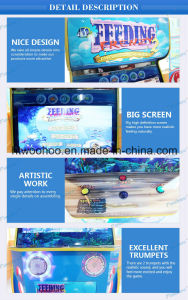 Coin Operated Machine Indoor Playground Feeding Fishing Game Machine pictures & photos