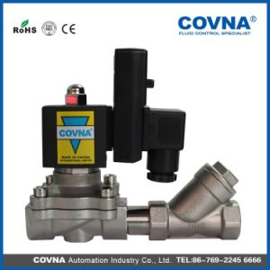 Stainless Steel Timer Control Solenoid Valve pictures & photos