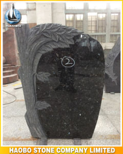 Granite Headstone Carved Tree Memorial pictures & photos