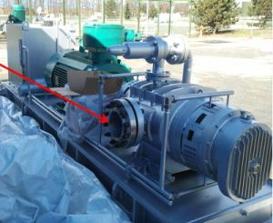 Chemical Solution Pump/Polymer Screw Pump pictures & photos