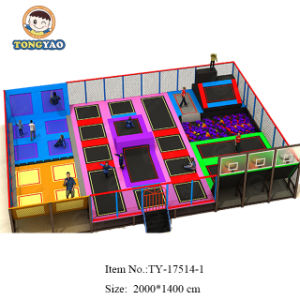 New Design Commercial Trampoline for Sale pictures & photos