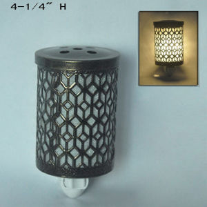 Electric Metal Plug in Night Light Warmer-15CE00891 pictures & photos