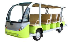 Mini Bus Price Electric Tram Electric Mini Bus pictures & photos