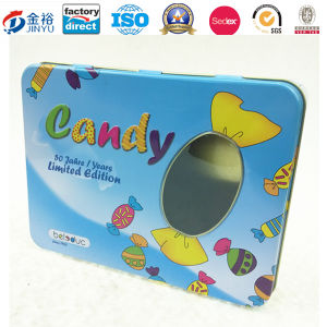 Wholesale Metal Gift for Candy Cookie Biscuit Container Packaging pictures & photos