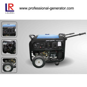 Unleaded Gasoline 5kVA Portable Inverter Generator pictures & photos
