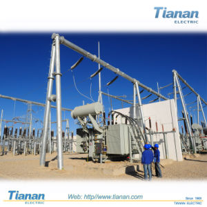 110KV 220KV Power Substation Power Supply System Power Transformer pictures & photos