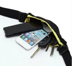 Sports Waist Bag Phone Wallet Jogging Bag pictures & photos