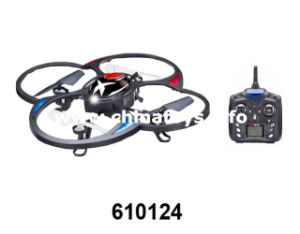 2.4G 6-Axis X4 Quadcopter 360 Degree Eversion Quad Copter (610124) pictures & photos