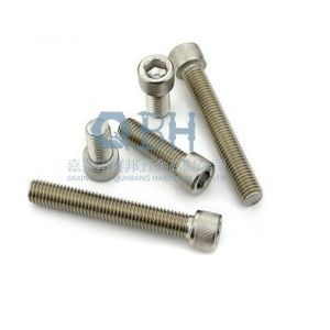 Hex Head Cap Screw (DIN912, Stainless Steel, A2-70) pictures & photos
