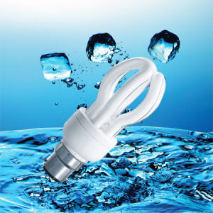 T3 3u 18W Energy Saving Lamp CFL Bulb (BNF T3-3U-C) pictures & photos
